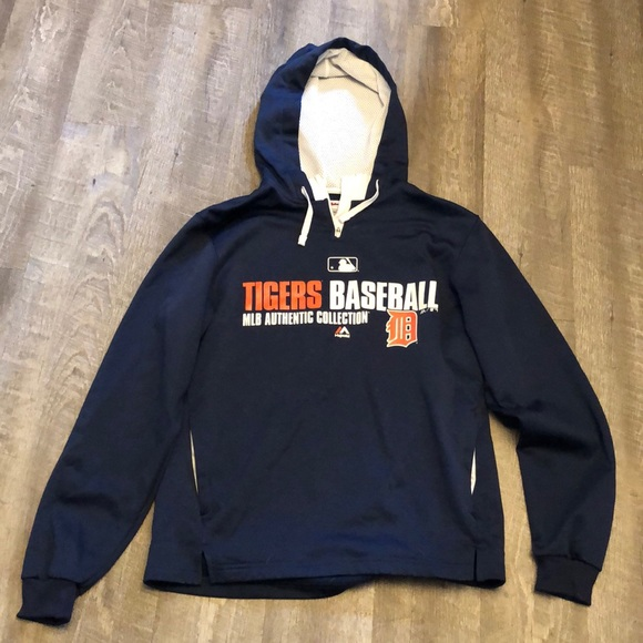 sports shoes 5e25d e192a Men's Detroit Tigers Hoodie